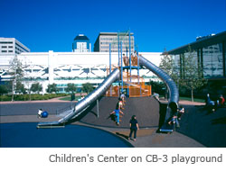YBC Children's Center on CB-3