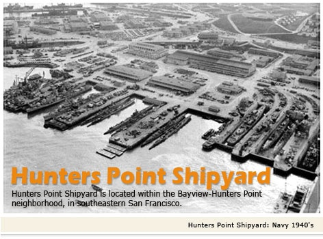Image of Hunters Point Shipyard
